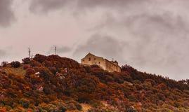 Άποψη εκκλησιών Στοκ φωτογραφίες με δικαίωμα ελεύθερης χρήσης