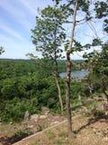 Άποψη εκταρίου εκτάριο Tonka Castle στοκ φωτογραφίες