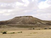 Άποψη ερήμων Στοκ Εικόνα