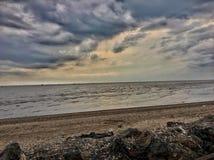 άποψη θάλασσας της Κουάλα kedah στοκ φωτογραφία με δικαίωμα ελεύθερης χρήσης