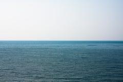 Άποψη θάλασσας τοπίων Στοκ φωτογραφία με δικαίωμα ελεύθερης χρήσης