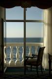 Άποψη θάλασσας Στοκ εικόνα με δικαίωμα ελεύθερης χρήσης