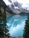 Άποψη λιμνών στον Καναδά Στοκ φωτογραφία με δικαίωμα ελεύθερης χρήσης