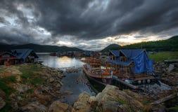 Άποψη λιμνών Στοκ εικόνα με δικαίωμα ελεύθερης χρήσης