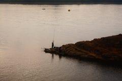 Άποψη λιμνών Yangcheng στοκ εικόνα με δικαίωμα ελεύθερης χρήσης