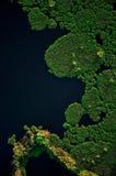 Άποψη ματιών πουλιών Στοκ Φωτογραφίες