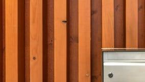 Άποψη μερών της ταχυδρομικής θυρίδας Στοκ εικόνες με δικαίωμα ελεύθερης χρήσης