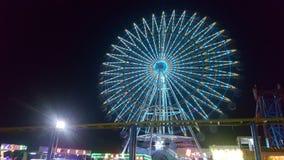 Άποψη νύχτας κόλπων Zhapo στοκ φωτογραφίες με δικαίωμα ελεύθερης χρήσης