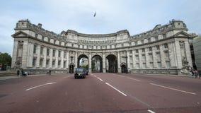Άποψη οδών του Λονδίνου στοκ φωτογραφία με δικαίωμα ελεύθερης χρήσης
