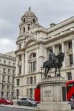 Άποψη οδών του Λονδίνου στοκ εικόνες