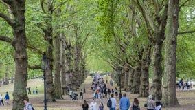 Άποψη οδών του Λονδίνου στοκ φωτογραφίες