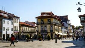 Άποψη οδών Braganca στοκ φωτογραφίες