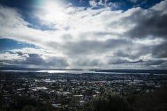 Άποψη ουρανού Στοκ εικόνα με δικαίωμα ελεύθερης χρήσης