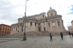 Άποψη οδών στη Ρώμη, Ιταλία Στοκ Εικόνα