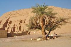 Άποψη οδών της Αιγύπτου Κάιρο Στοκ Εικόνα