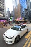 Άποψη οδών της Sha Tsui Tsim στο Χονγκ Κονγκ Στοκ Εικόνα
