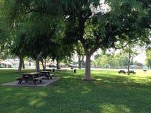 Άποψη πάρκων Στοκ Εικόνα