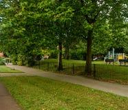 Άποψη πάρκων Στοκ Εικόνες