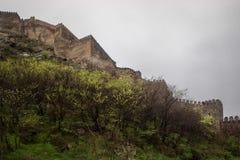 Άποψη πέρα από το gori caslte στοκ εικόνες με δικαίωμα ελεύθερης χρήσης