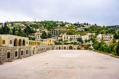 Άποψη 01 παλατιών Beiteddine στοκ φωτογραφία με δικαίωμα ελεύθερης χρήσης