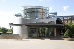 Άποψη πανεπιστημιουπόλεων κολλεγίων κομητειών Tarrant στοκ φωτογραφίες
