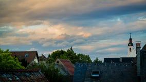 Άποψη παραθύρων Στοκ Φωτογραφίες