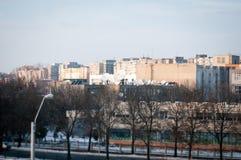 Άποψη περιοχής Dristor Στοκ Φωτογραφίες