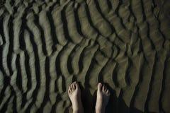 Άποψη ποδιών Στοκ φωτογραφία με δικαίωμα ελεύθερης χρήσης