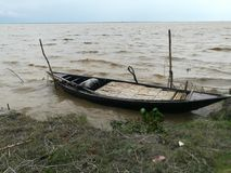 Άποψη ποταμών Padma Στοκ φωτογραφία με δικαίωμα ελεύθερης χρήσης