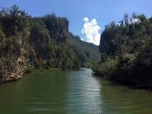 Άποψη ποταμών Yumuri Στοκ Εικόνες