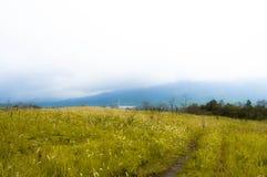 Άποψη ` πρωινού βουνών ` Rinjani Στοκ φωτογραφία με δικαίωμα ελεύθερης χρήσης
