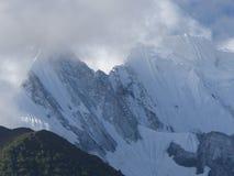 Άποψη πρωινού Annapurna στοκ φωτογραφία με δικαίωμα ελεύθερης χρήσης