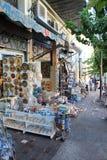 Άποψη πόλεων της Αθήνας Στοκ Φωτογραφίες