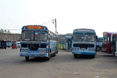 Άποψη πόλεων Galle, Σρι Λάνκα στοκ εικόνα με δικαίωμα ελεύθερης χρήσης