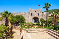 Άποψη πόλεων Marmaris στην Τουρκία στοκ φωτογραφία