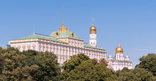 Άποψη πόλεων της Μόσχας, Ρωσία/МР¾ Ñ  кР² а, РР¾ Ñ  Ñ  Ð¸Ñ  Στοκ εικόνα με δικαίωμα ελεύθερης χρήσης