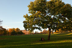 Άποψη πόλεων του Λονδίνου Στοκ εικόνα με δικαίωμα ελεύθερης χρήσης