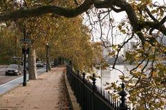 Άποψη πόλεων του Λονδίνου Στοκ φωτογραφίες με δικαίωμα ελεύθερης χρήσης