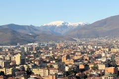 Άποψη πόλεων στοκ φωτογραφίες με δικαίωμα ελεύθερης χρήσης