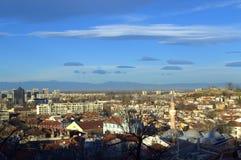 Άποψη πόλεων Plovdiv, Βουλγαρία Στοκ φωτογραφίες με δικαίωμα ελεύθερης χρήσης