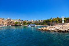 Άποψη σε Antalya Τουρκία Στοκ Εικόνα