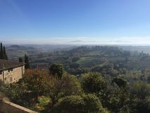 Άποψη σημείου της Φλωρεντίας στοκ φωτογραφίες με δικαίωμα ελεύθερης χρήσης