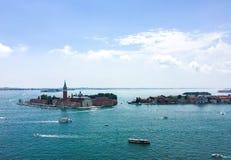 Άποψη στην Ιταλία Στοκ εικόνες με δικαίωμα ελεύθερης χρήσης