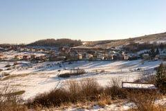 Άποψη στη σλοβάκικη πόλη Kosice Στοκ φωτογραφίες με δικαίωμα ελεύθερης χρήσης