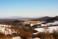 Άποψη στη σλοβάκικη πόλη Kosice Στοκ εικόνες με δικαίωμα ελεύθερης χρήσης