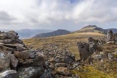 Άποψη Συνόδων Κορυφής Idris Cadair Στοκ Εικόνα