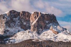 Άποψη σχετικά με τα ιταλικά όρη στοκ φωτογραφίες