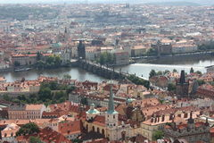 Άποψη σχετικά με τη γέφυρα του Karl Στοκ εικόνες με δικαίωμα ελεύθερης χρήσης