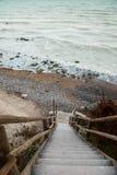 Άποψη σχετικά με το κρητιδικό νερό της θάλασσας στοκ εικόνα με δικαίωμα ελεύθερης χρήσης