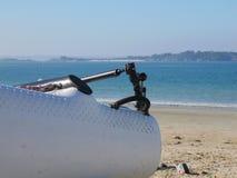 """Άποψη τεθωρακισμένο Γαλλία 2 Lancieux υπόστεγων του δ """" στοκ φωτογραφίες με δικαίωμα ελεύθερης χρήσης"""